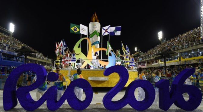 All That Glitters Is Not Gold: The Real Danger Behind The 2016 Olympics