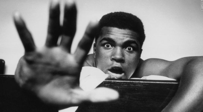 """It's Not Bragging If You Can Back It Up!""  Why Muhammad Ali Truly Was The Greatest Of All Time"