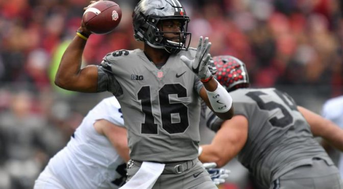 YGAF:JT Barett Leads Ohio State to a Helluva a comeback victory over Penn State.